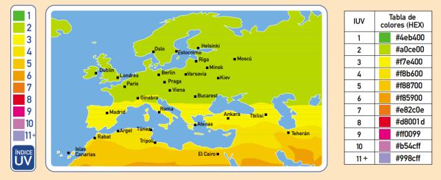 mapa-indice-ultravioleta-oms